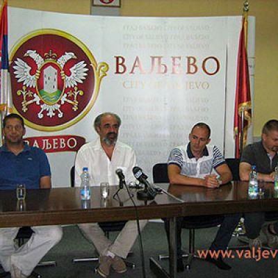Završni turnir Druge vaterpolo lige Srbije u Valjevu